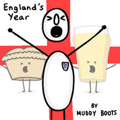 englands year by muddy boots