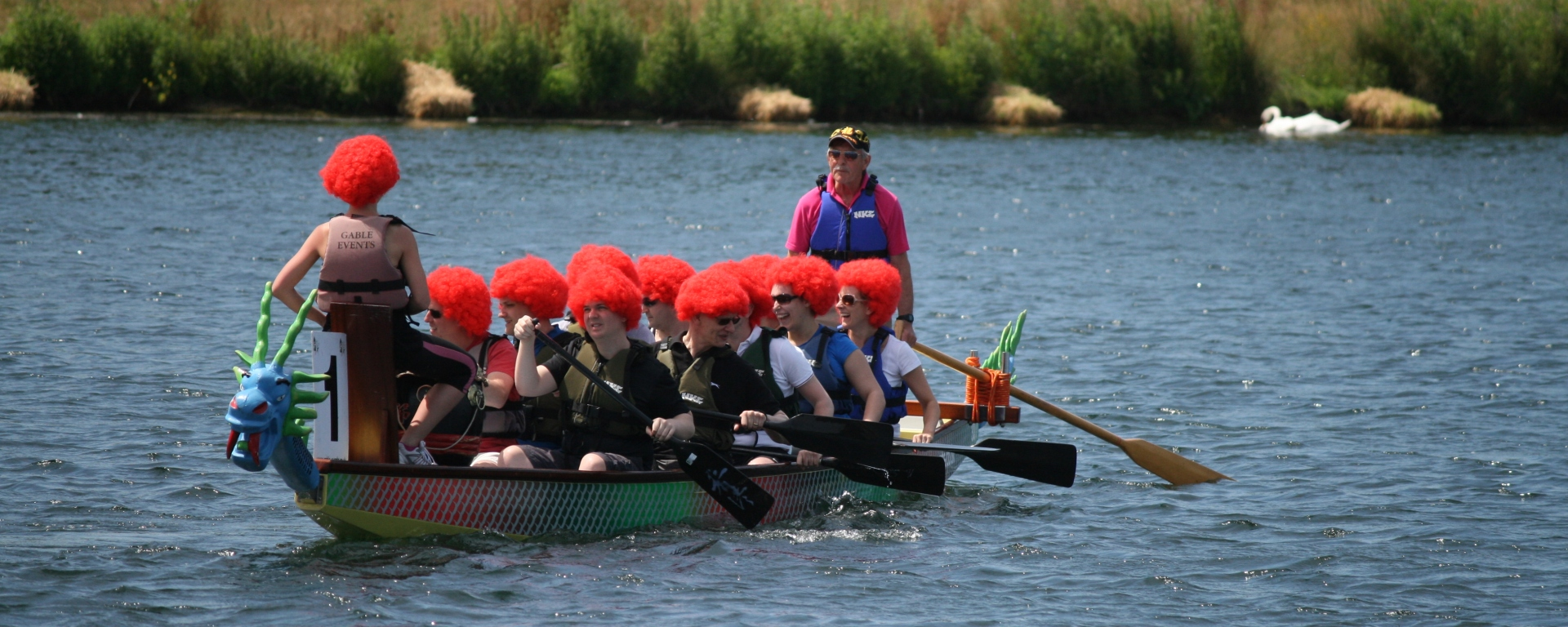 dragon boat dorney lake 4