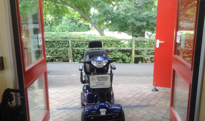 Windsor Shop Mobility
