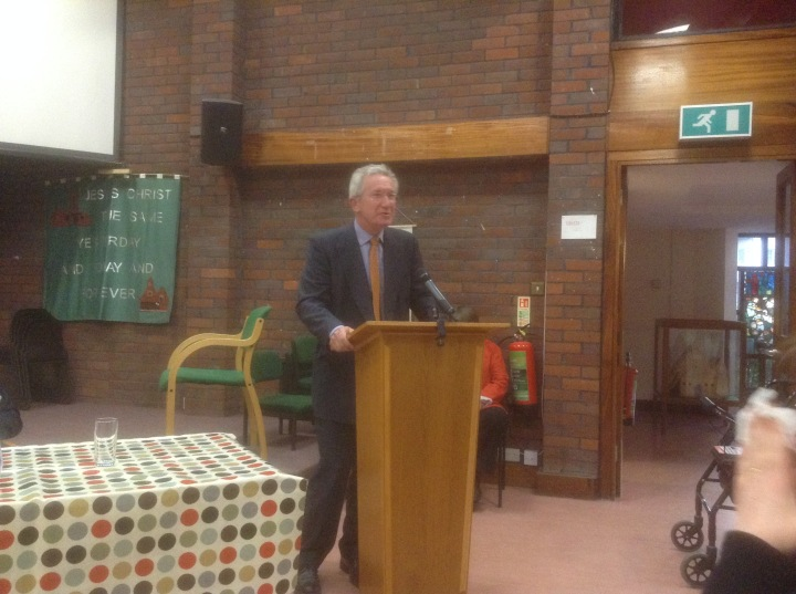 windsor hustings all saints church george fussey liberal democrats who am i