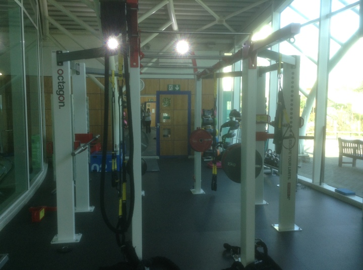 windsor leisure centre new equipment