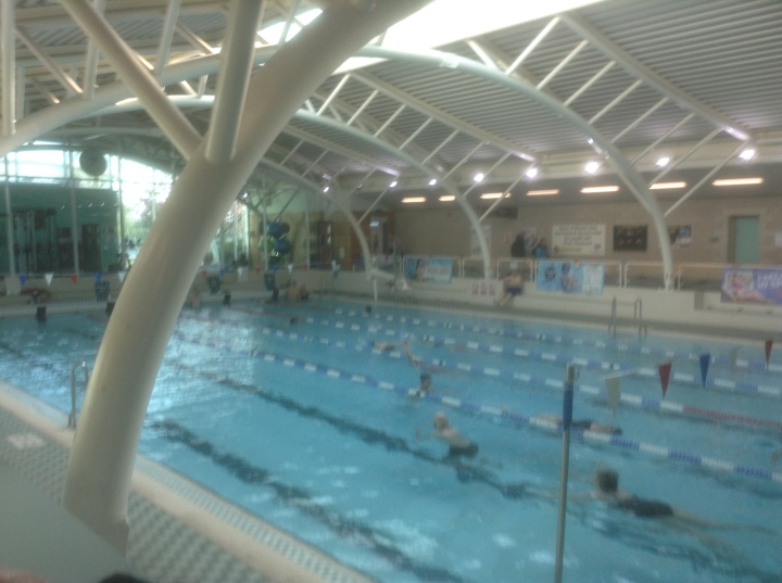 windsor leisure centre swimming pool
