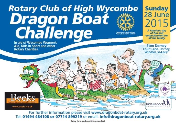 dragon boat challenge 2015