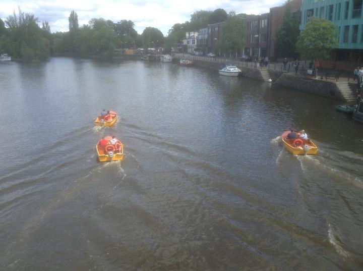 eton windsor bridge boats racing