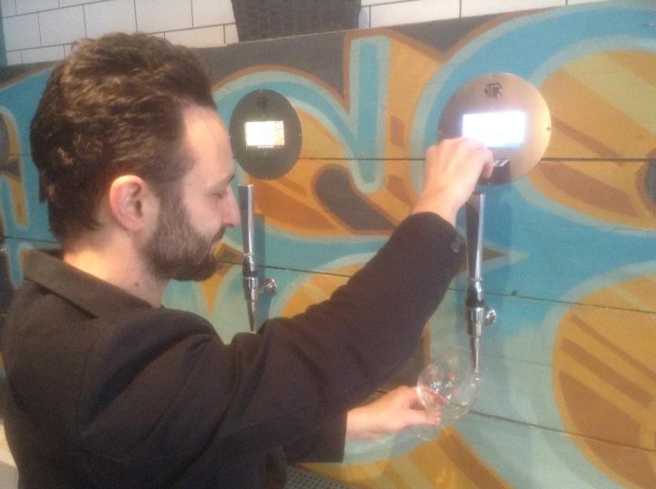 fishcraft beer wall help yourself to beer
