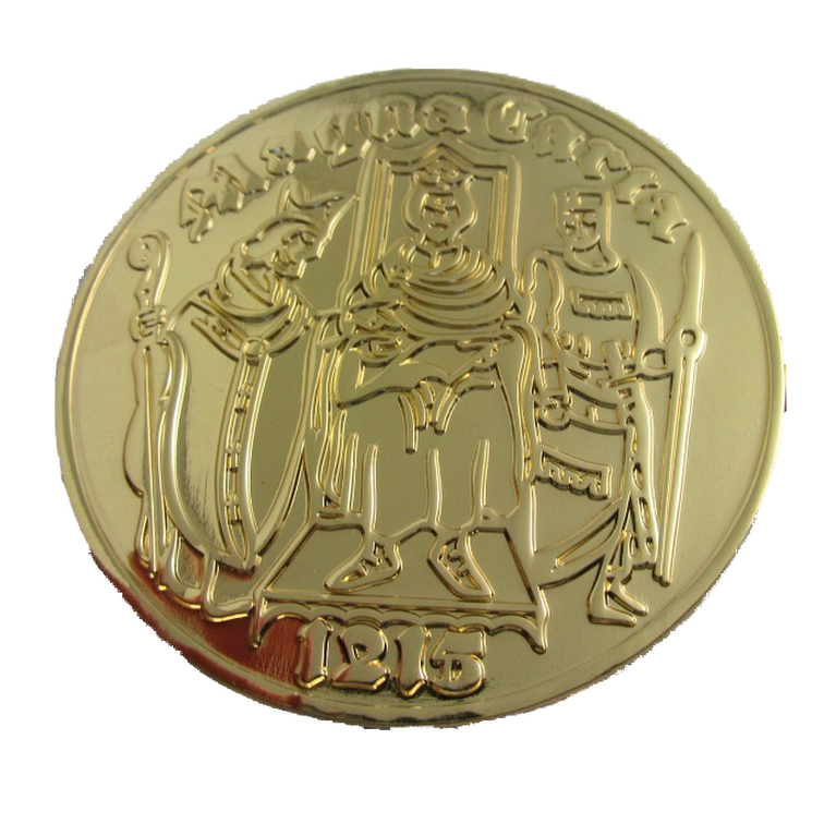 magna carta king john commemorative coin royal windsor