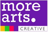 more arts logo