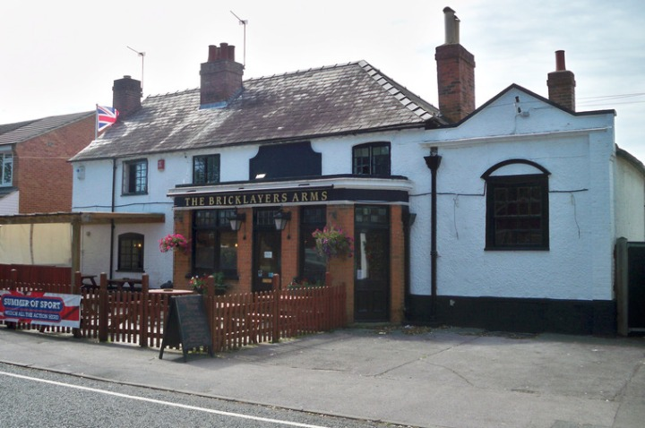 the bricklayers arms hatch lane