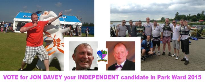 vote jon davey