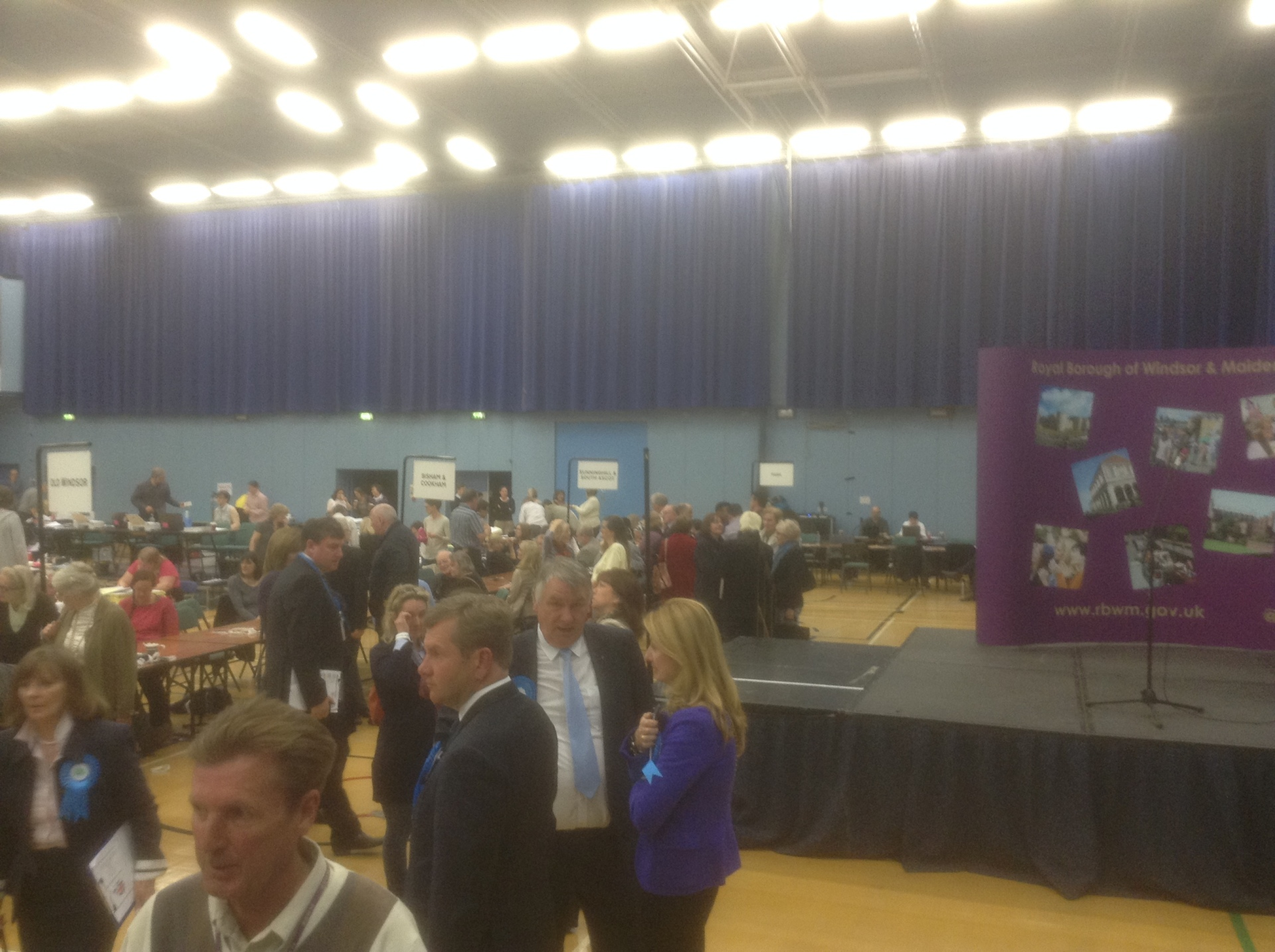 windsor council election count
