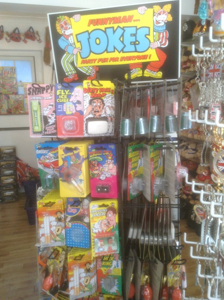 castle toys joke section