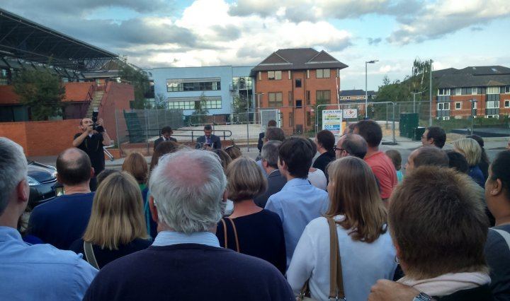 100 rbwm residents attend council meeting