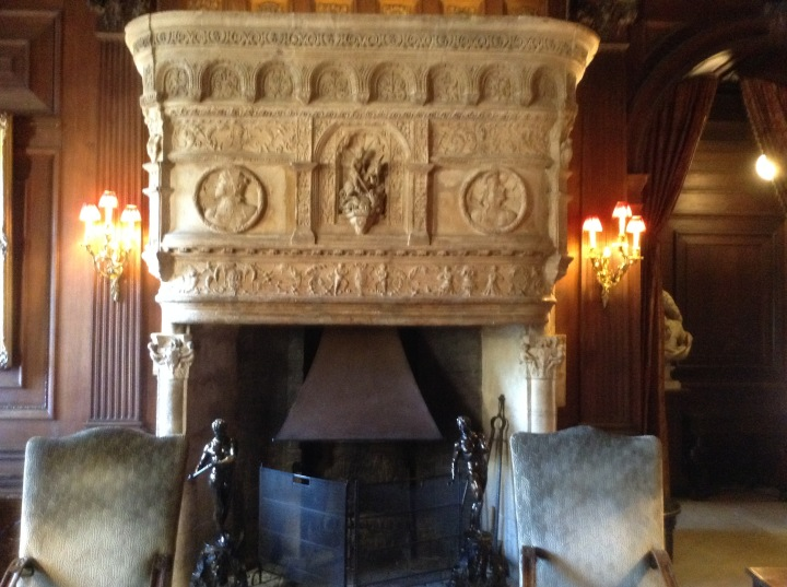cliveden house fireplace