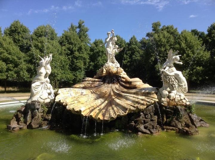 cliveden house fountain