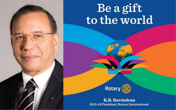 krr be a gift to the world