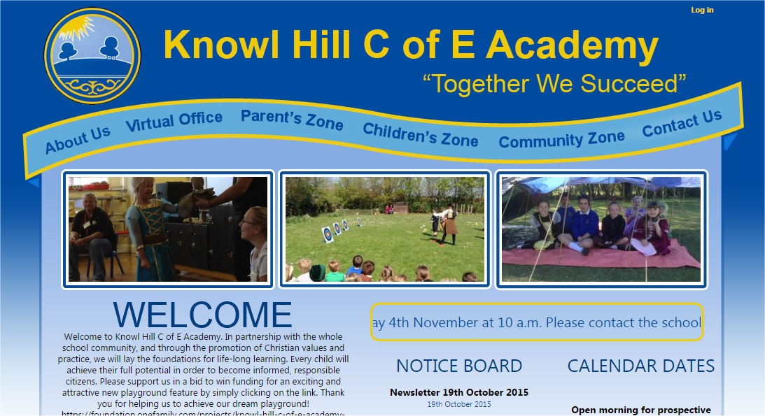 knowl hill c of e academy