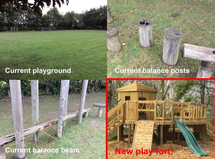 knowl hill school playground