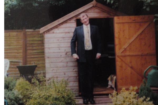 jon davey first home office 2001