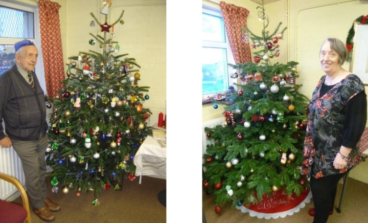 spencer denney christmas tree