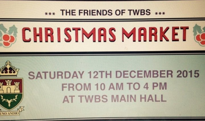 windsor boys school christmas fair timings