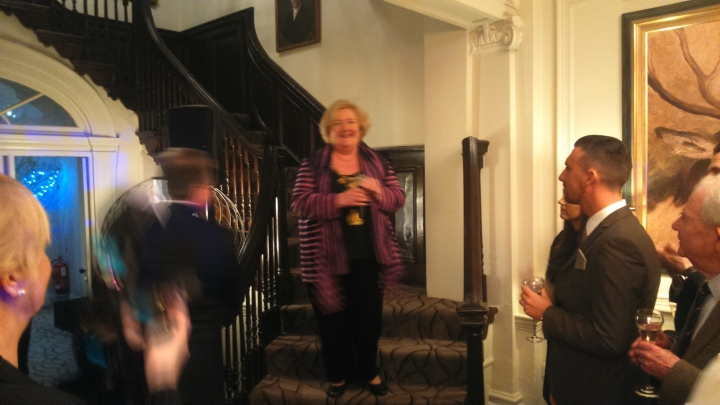 MGallery castle hotel launch dee quick mayor of windsor