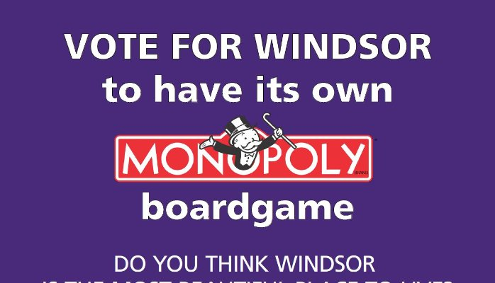 vote for windsor monopoly