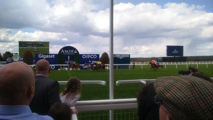 Prince Philip Trust Fund Race Day 2nd