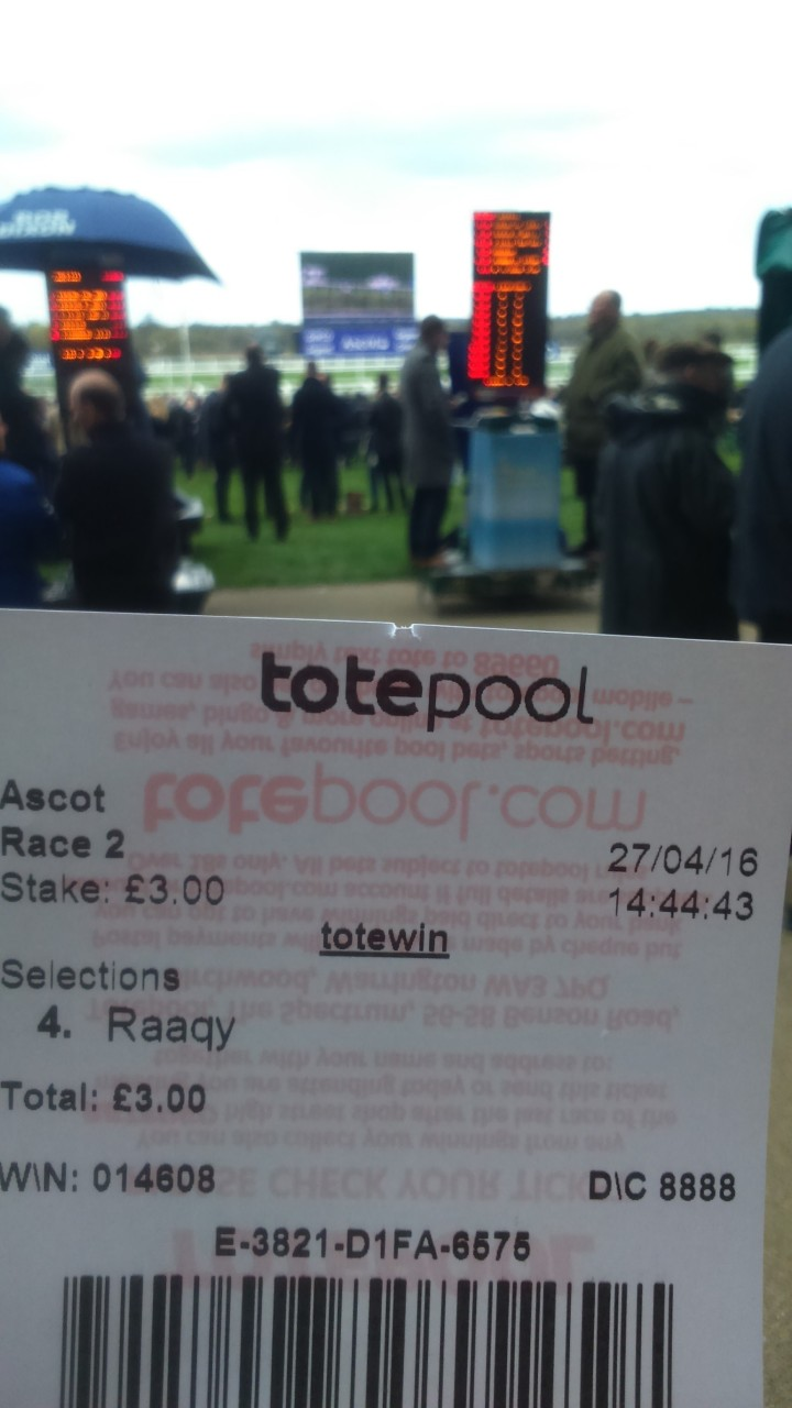 Prince Philip Trust Fund Race Day first bet