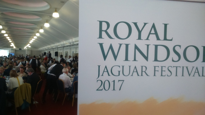 Prince Philip Trust Fund Race Day Jaguar Festival launch