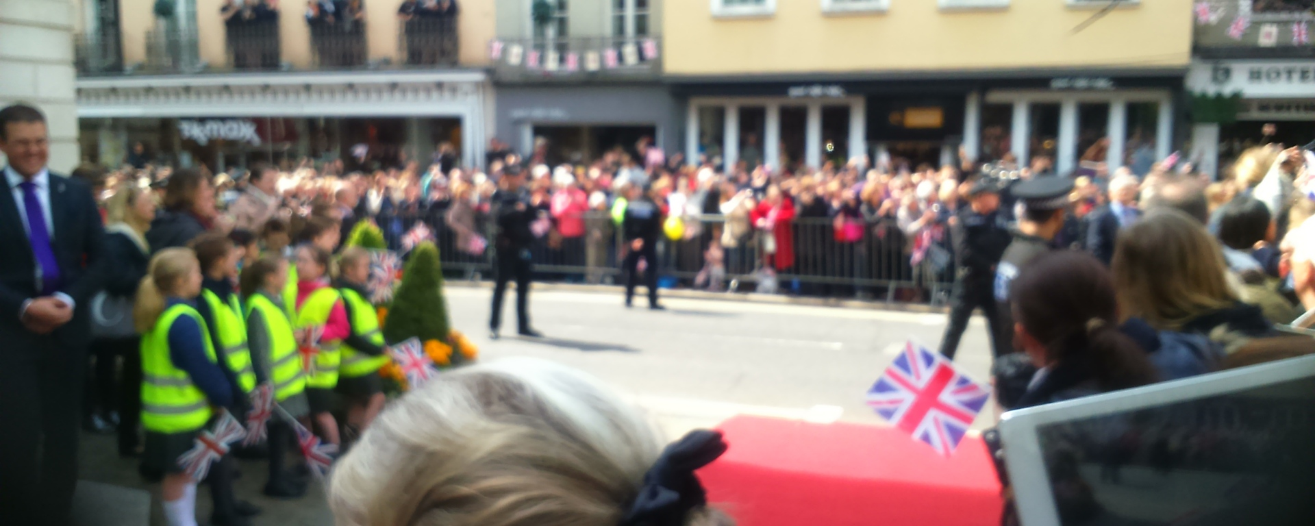 #queenat90 is this real in windsor