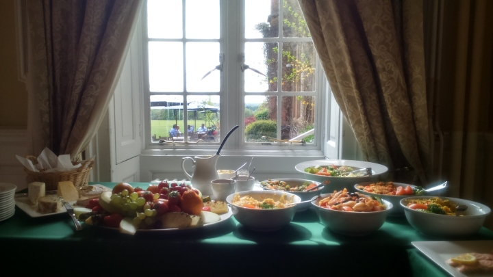cumberland lodge healthy eating