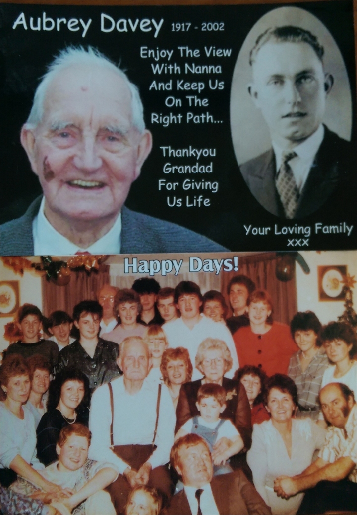 granddad davey happy days