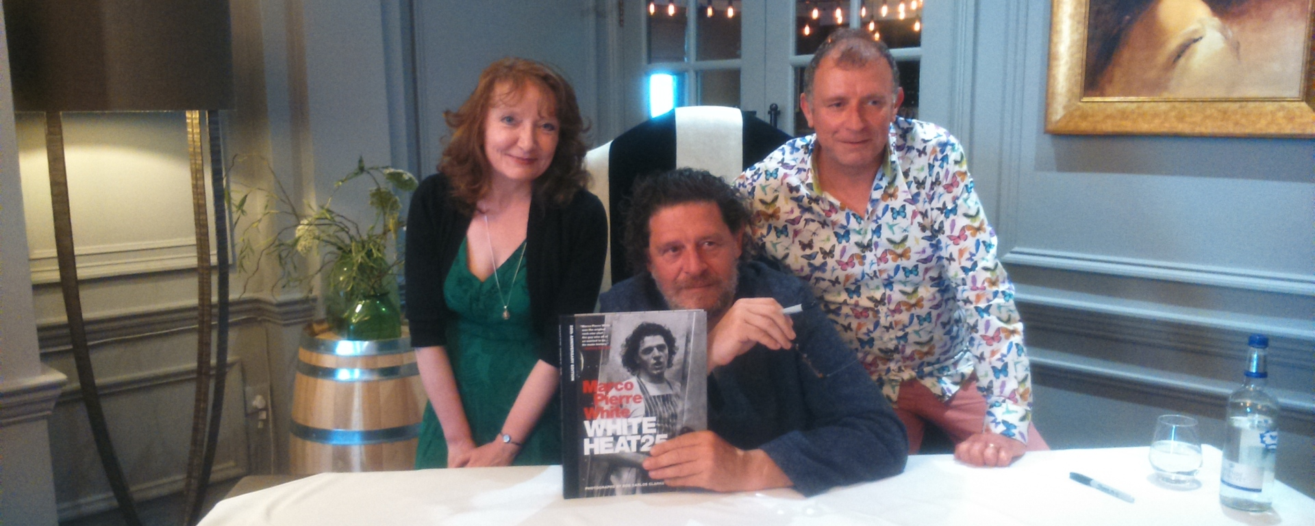 marco pierre white ali and jon davey