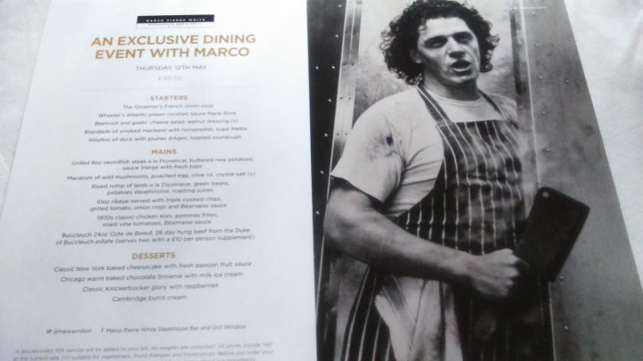 marco pierre white the menu