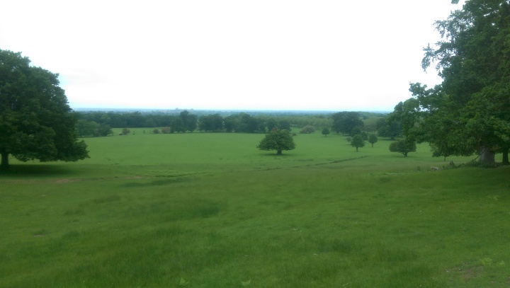 windsor great park perfect view of windsor castle