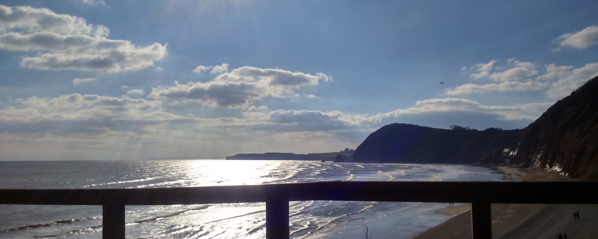 sidmouth sea view