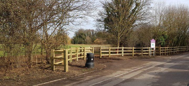 fence at sutherland grange