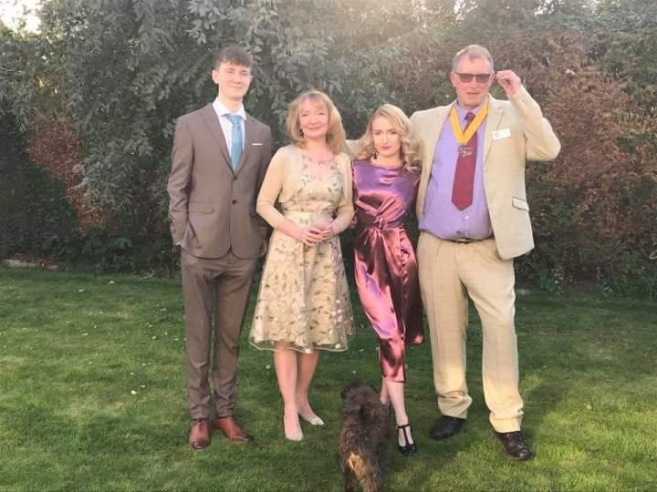 davey family pic