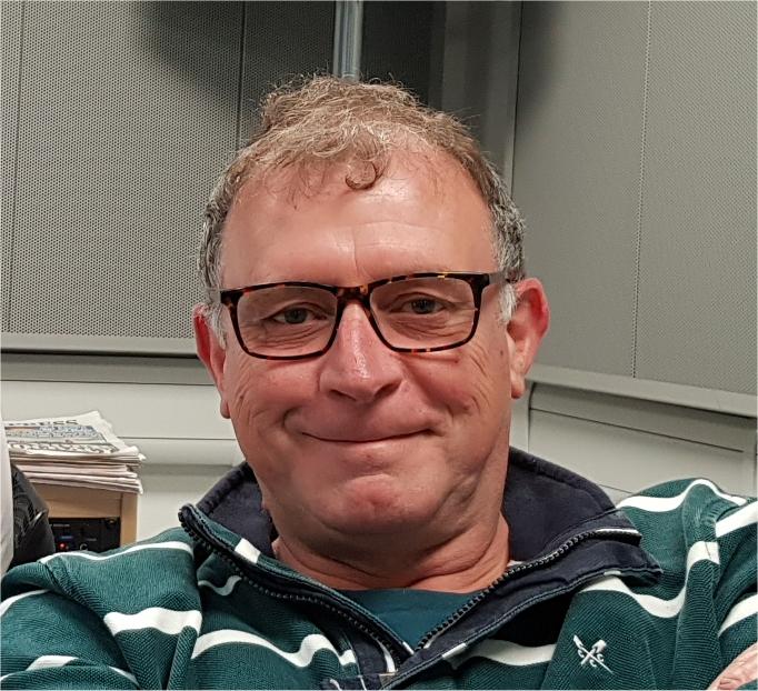 jon davey head shot elections 2019