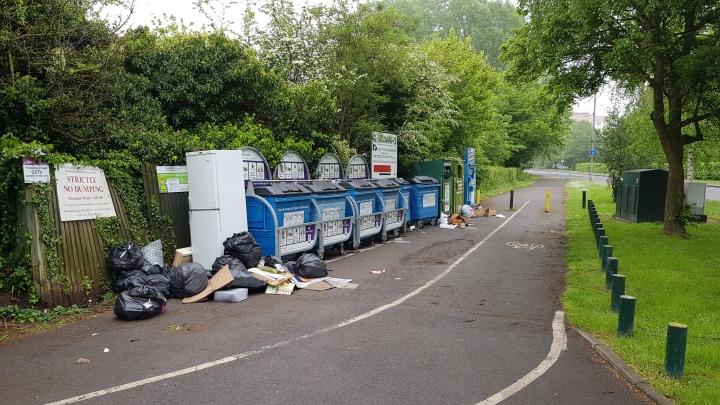 bins at sutherland grange