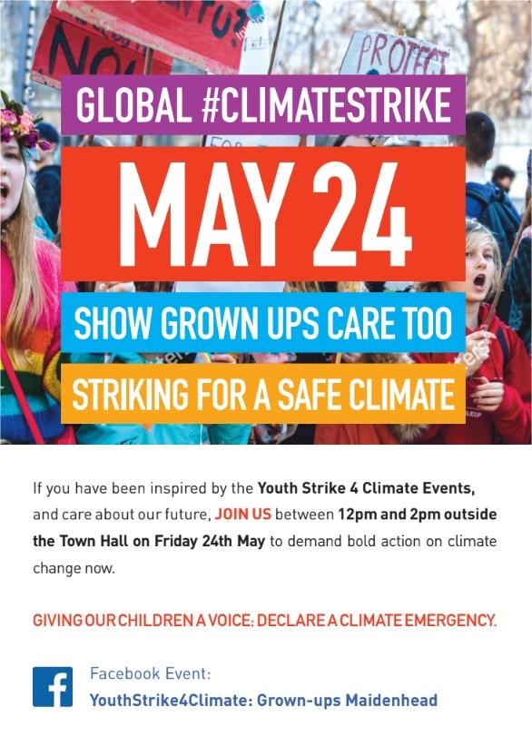 global climate change grownups maidenhead
