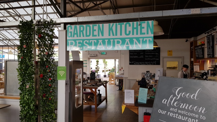 Wyevale Garden Kitchen Restaurant 1