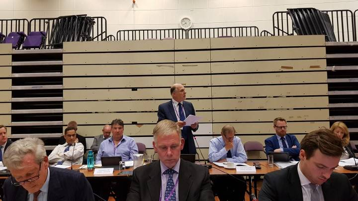 first RBWM full council meeting 25th June