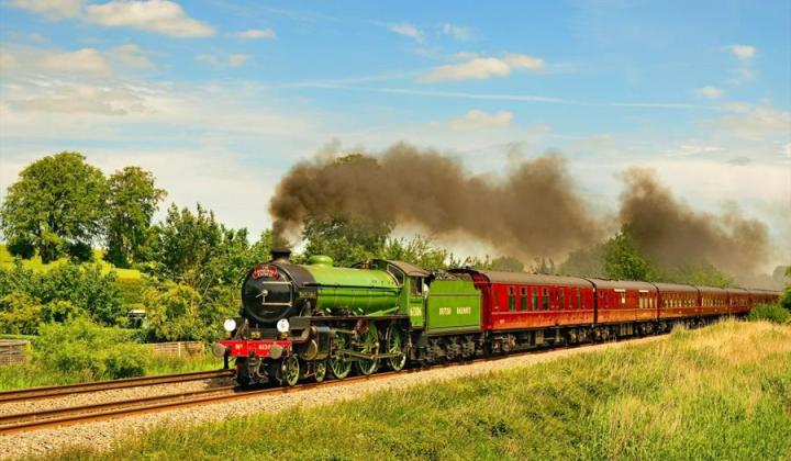 royal windsor steam express