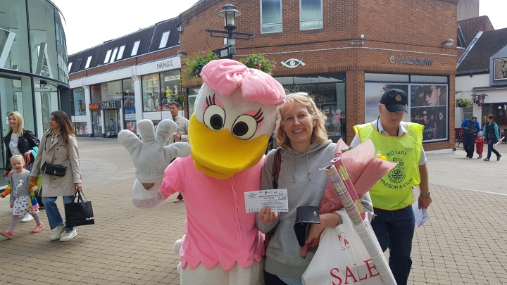 WIndsor and Eton Duck Race 2019 Waitrose Sarah Laver no1