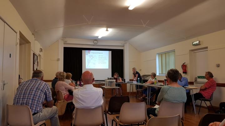 Bray Parish Council Meeting