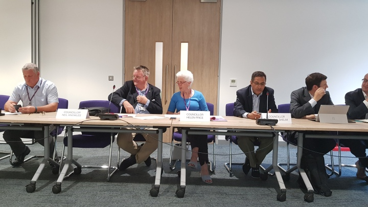 windsor town forum panel