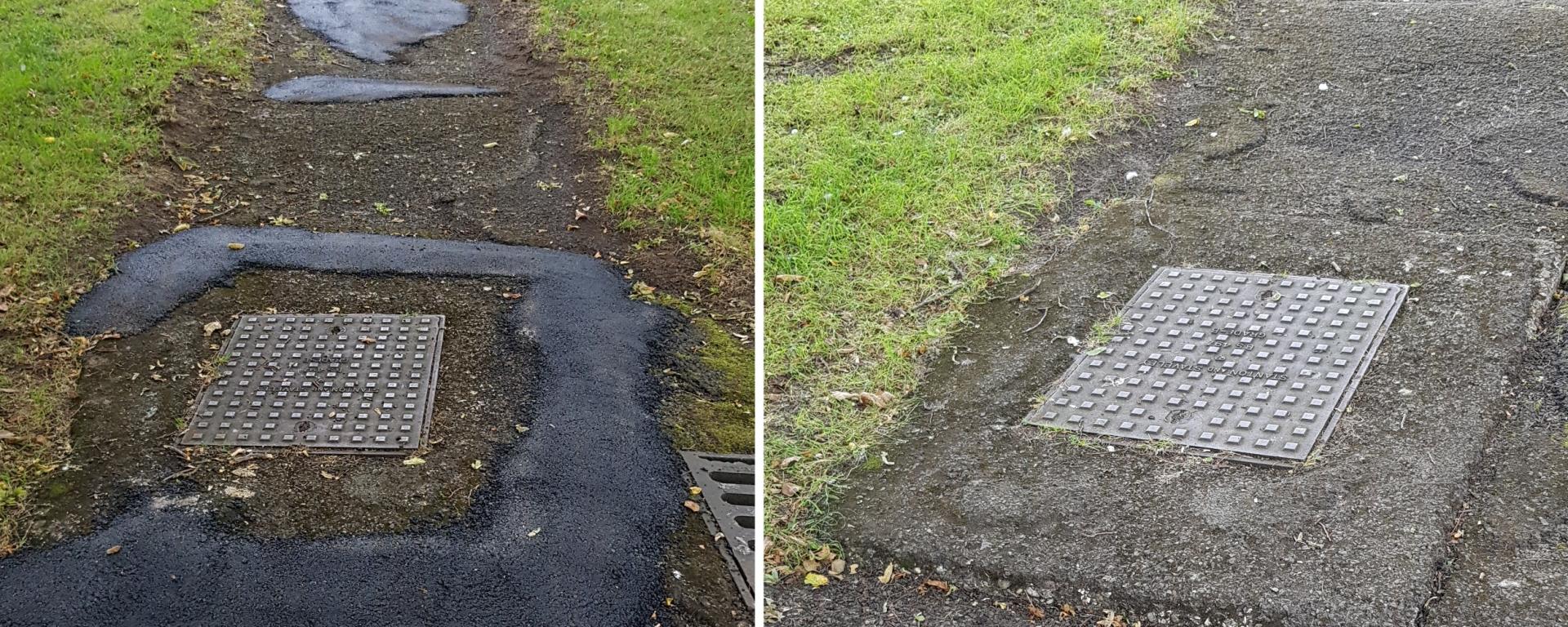 wolf lane pathway fix