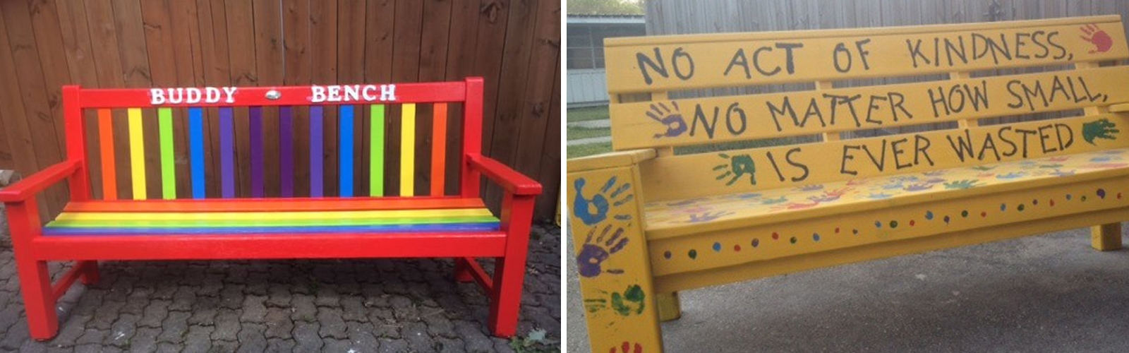 20 buddy benches clewer and dedworth west