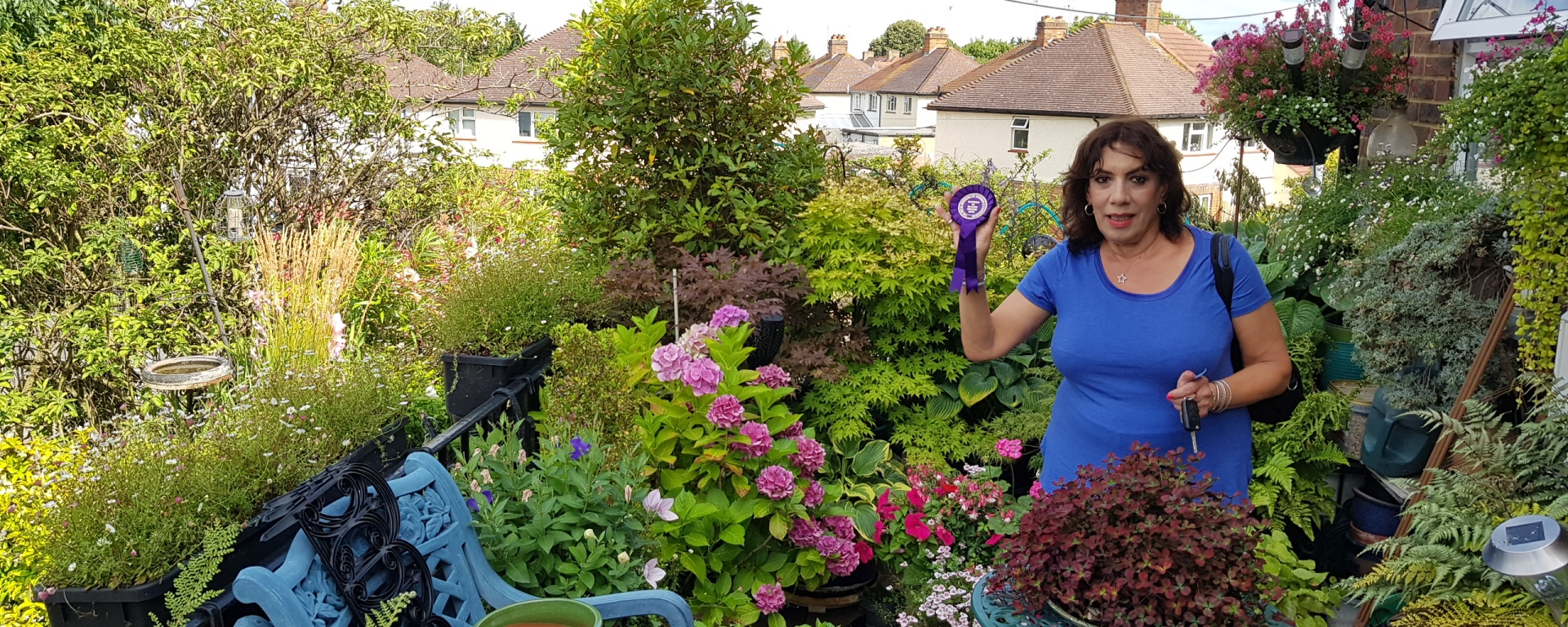 regina garden in bloom award 2